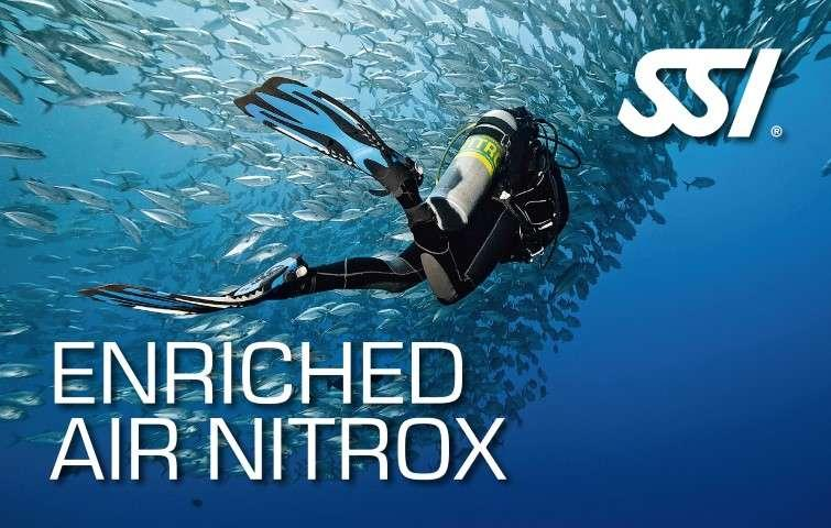 SSI Specialty Nitrox Level I und II- 31.10.2021
