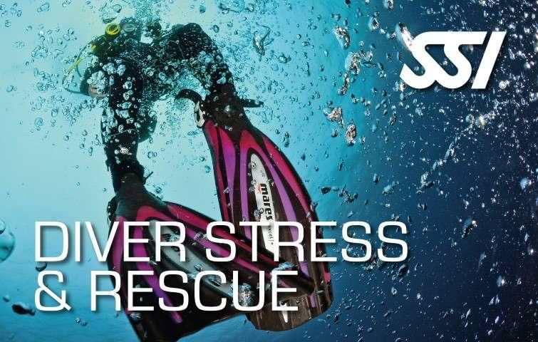 SSI - Stress und Rescue Kurs - 02.08. - 15.08.2021
