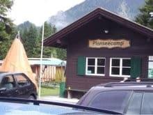 Wochenendausflug zum Plansee nach Reutte/Tirol - 20-22.08.2021