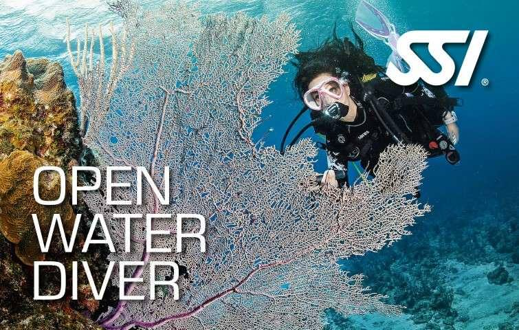 SSI Open Water Diver (OWD) - 09.10.-24.10.2021