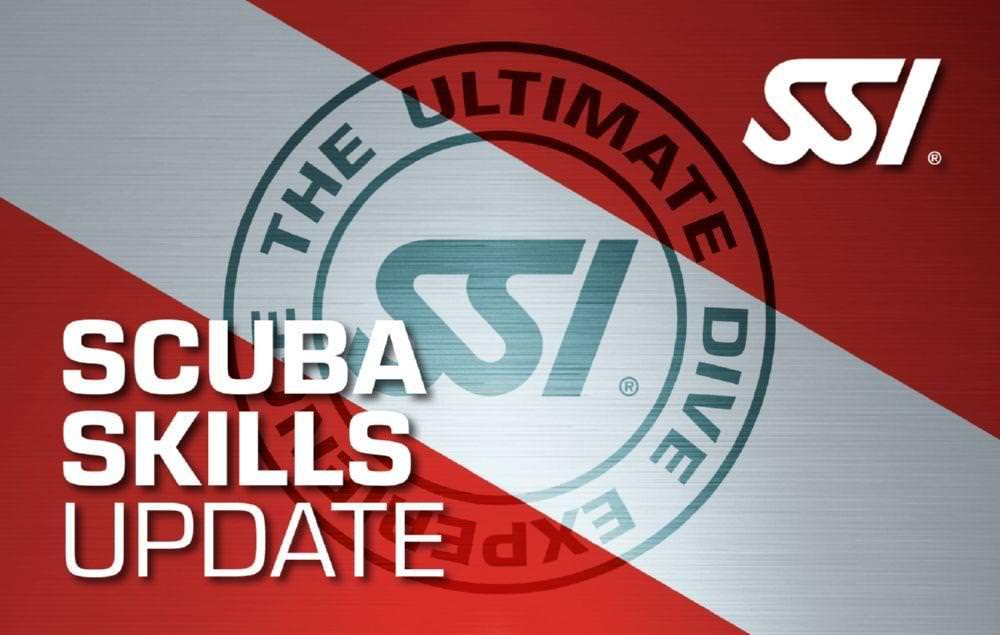 SSI Scuba Skill Update (VIP)  - 24.10.2021